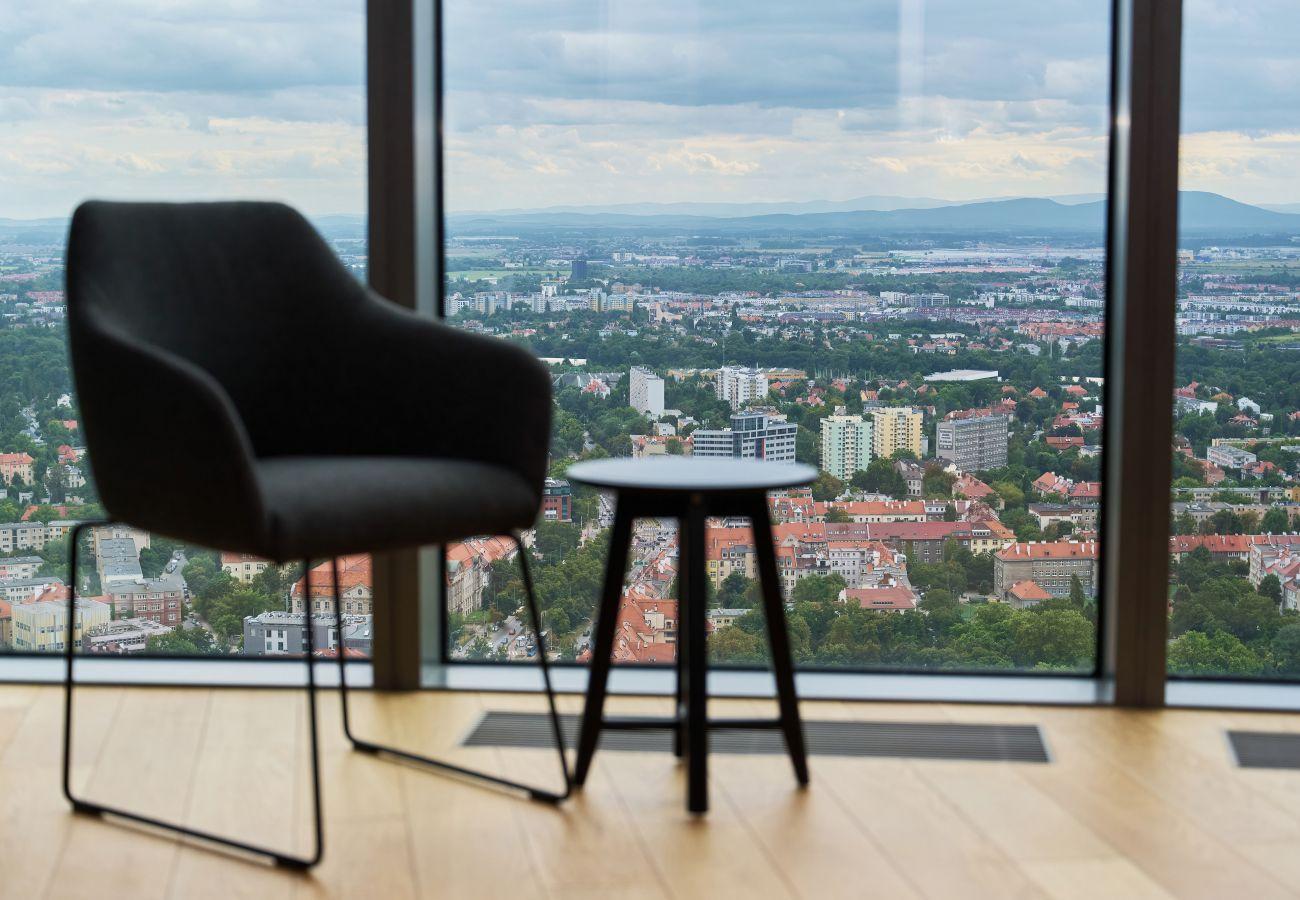 Apartment in Wroclaw - Apartament  37 Piętro Sky Tower