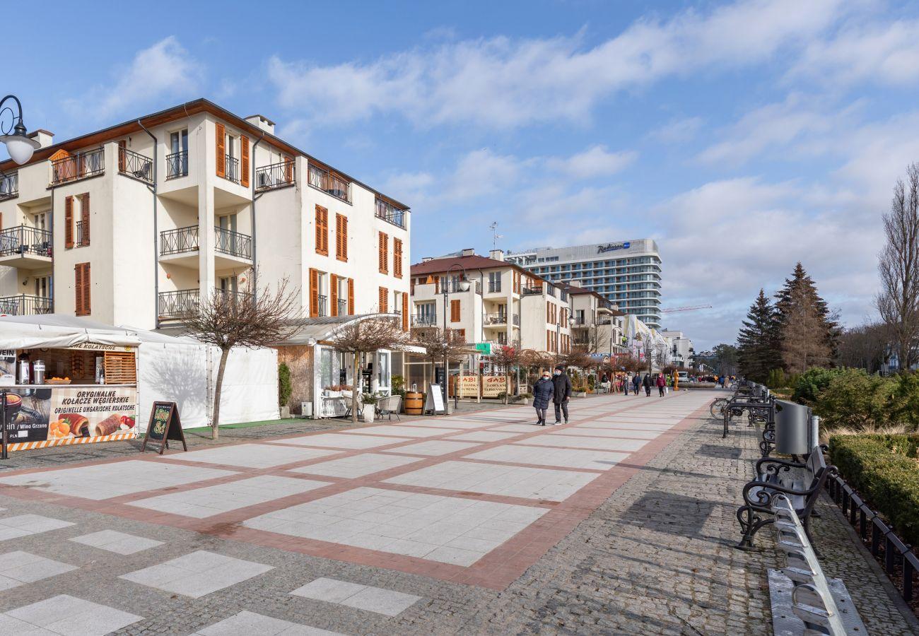 apartament, wynajem, Baltic Park, Świnoujście, promenada, wakacje, urlop