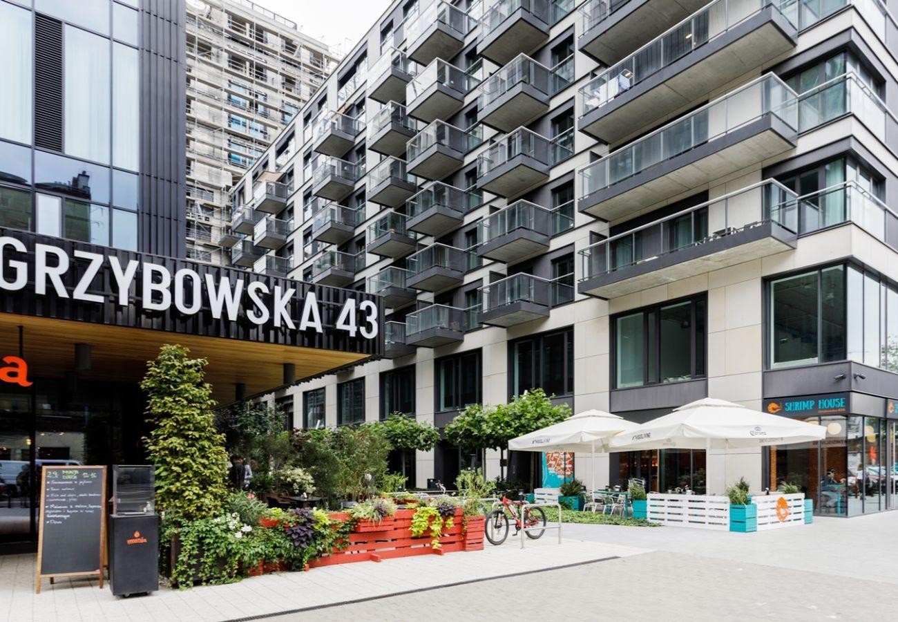 Apartament w Warszawa - Mennica Residence 111 Sapphire*