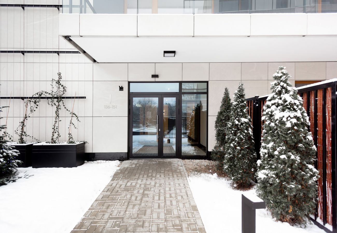 Apartament w Warszawa - Szamocka 12/146