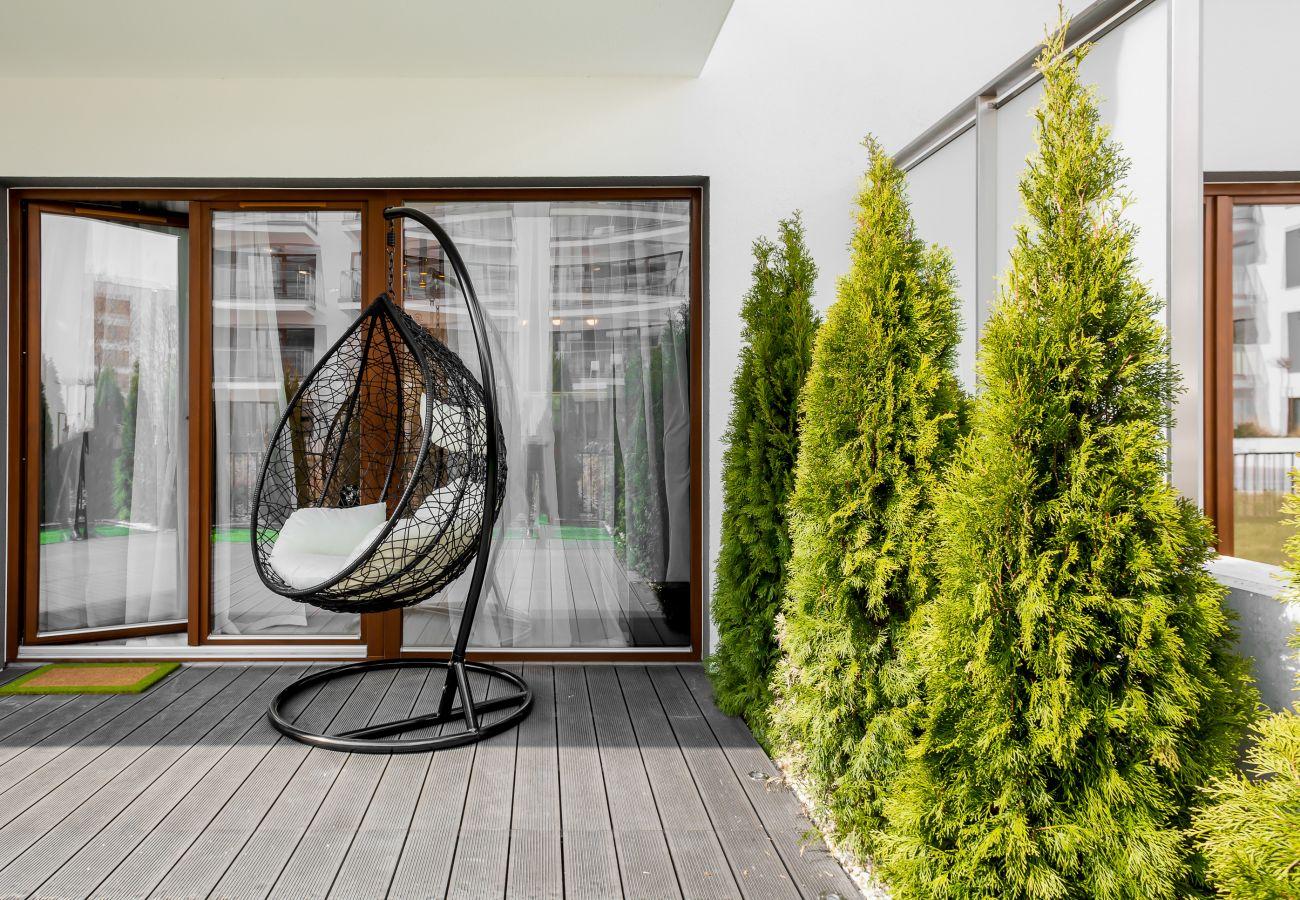 Apartament w Warszawa - Boutiq Park 58*