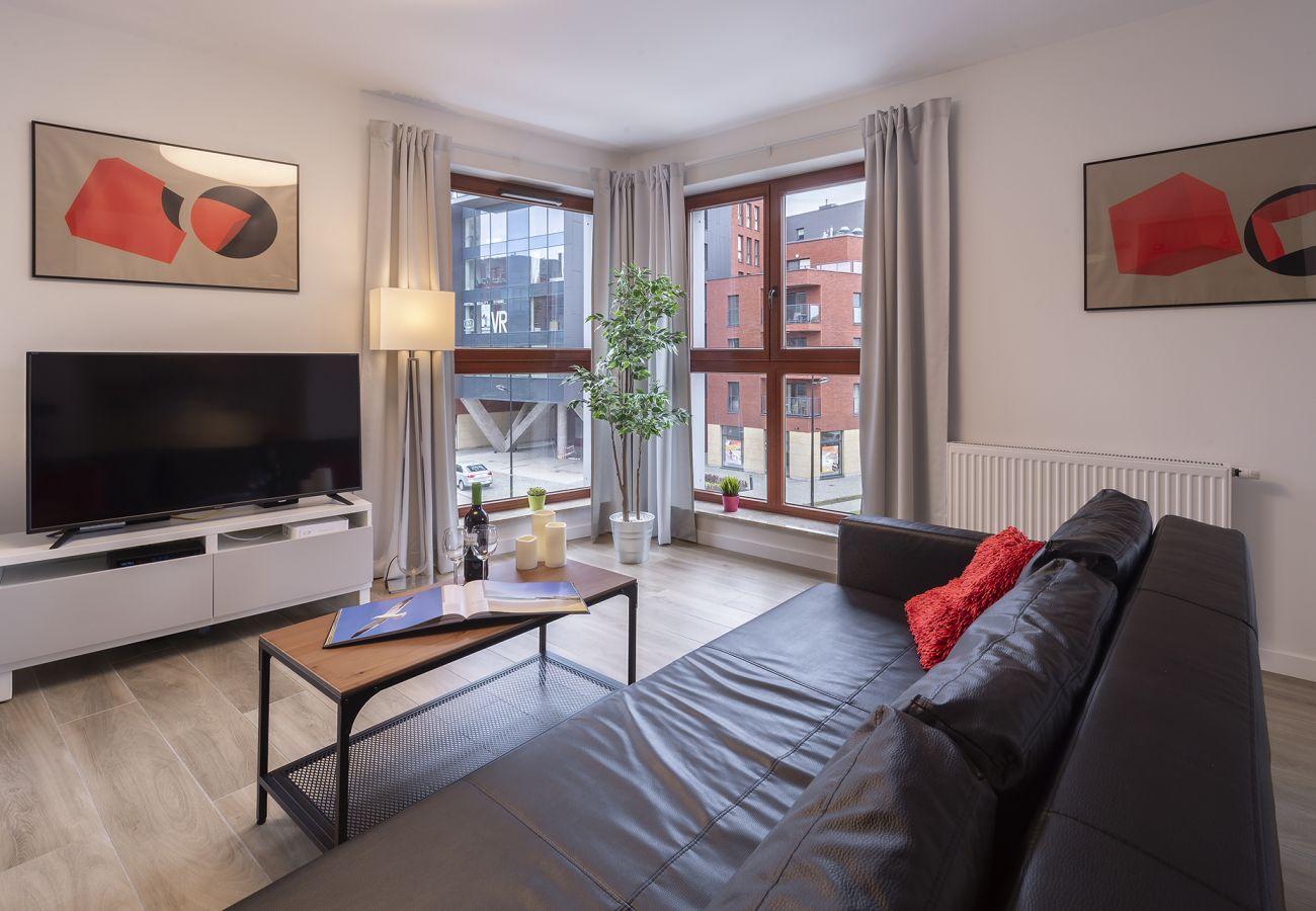 Apartament w Gdansk - Waterlane 15