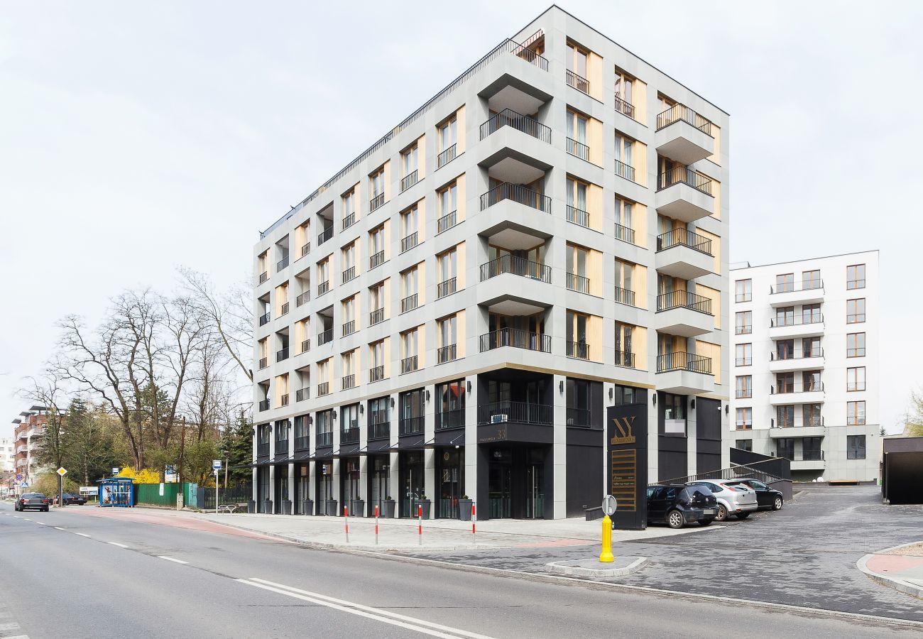 Apartament w Kraków - Wrocławska 33/104