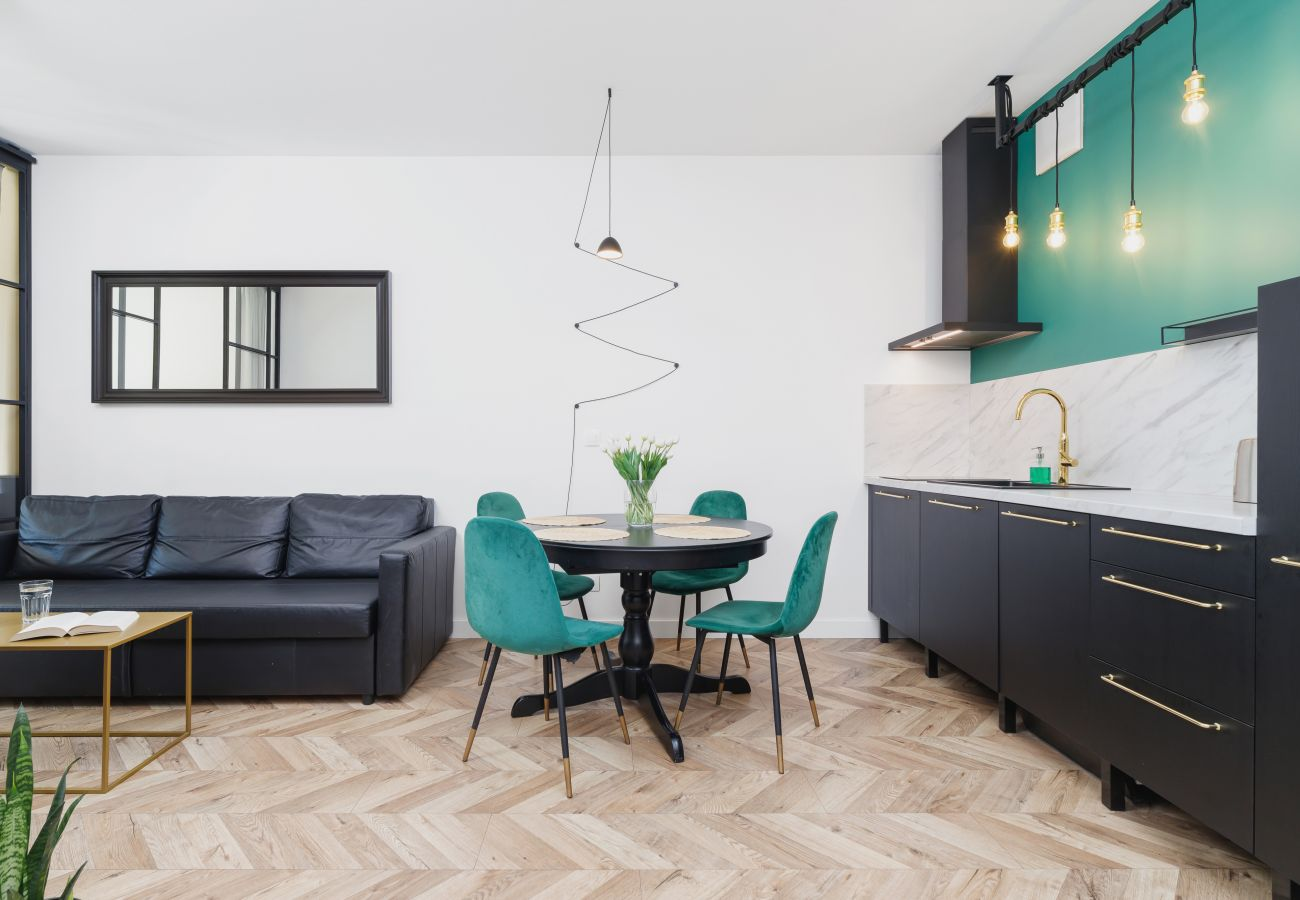 Apartament w Kraków - Przedwiośnie 2B/9