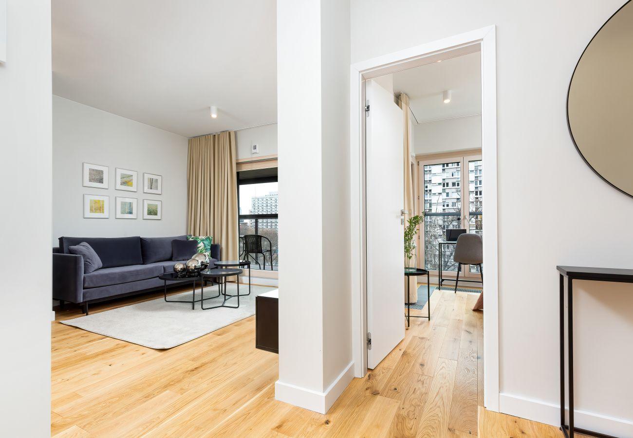 Apartament w Warszawa - Mennica Residence 114