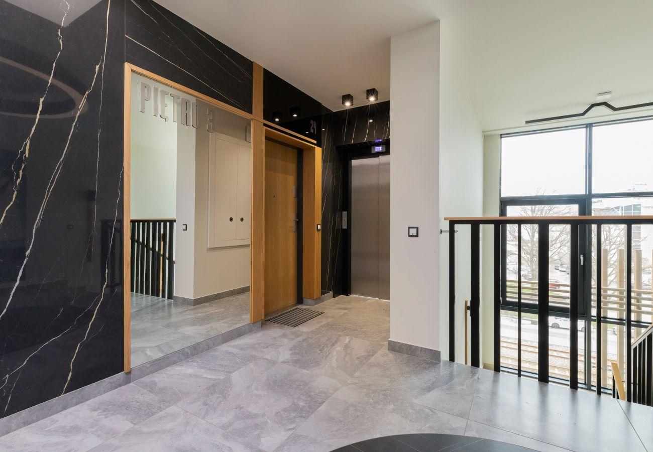 Apartament w Gdansk - Hallera 232/24