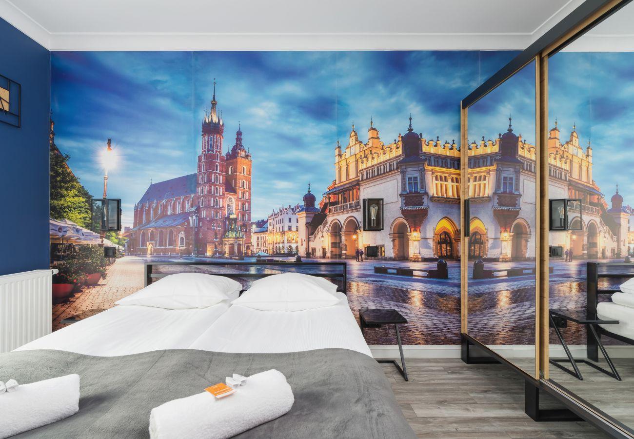 Apartament w Kraków - Lema 15E/6